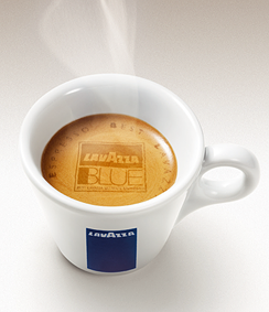 Кофе Lavazza BLUE
